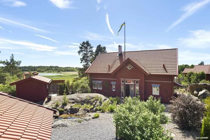Bild: 5 rum villa på Båtsmansvägen 23, Nyköpings kommun Lappetorp