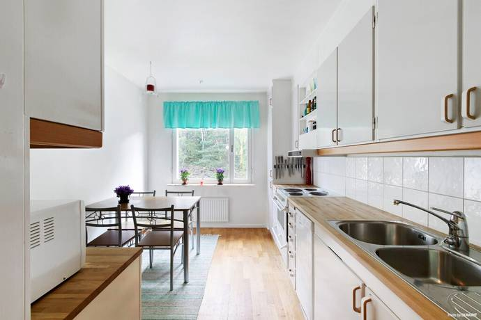Bild: 3 rum bostadsrätt på Kruthornsvägen 9, 2 tr, Sollentuna kommun Edsberg
