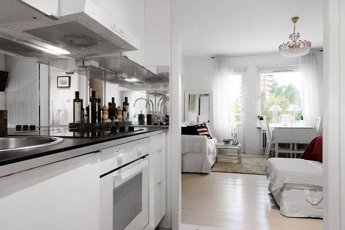 Bild: 1 rum bostadsrätt på Finntorpsvägen 3, 3tr, Nacka kommun Finntorp