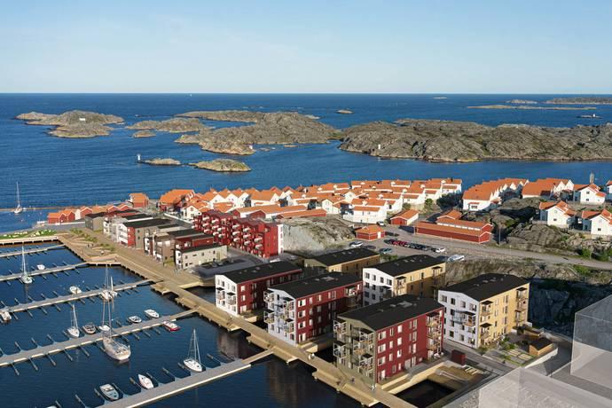 Bild från Kajen Skärhamn - Prosteviken C och F