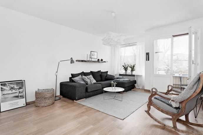 Bild: 3 rum bostadsrätt på Paternostervägen 56, Stockholms kommun Hammarbyhöjden
