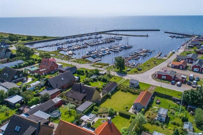 Bild: 5 rum villa på Laxvägen 13, Trelleborgs kommun Gislövs Läge