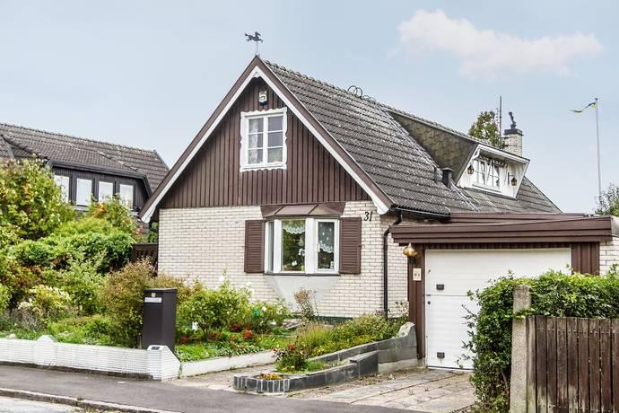 Bild: 5 rum villa på Arbäcksgatan 31, Malmö kommun Nya Bellevue