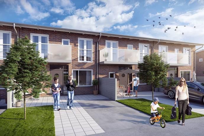 Bild: 5 rum bostadsrätt på Fotbollsgatan 9, Höganäs kommun Höganäs - Nedre