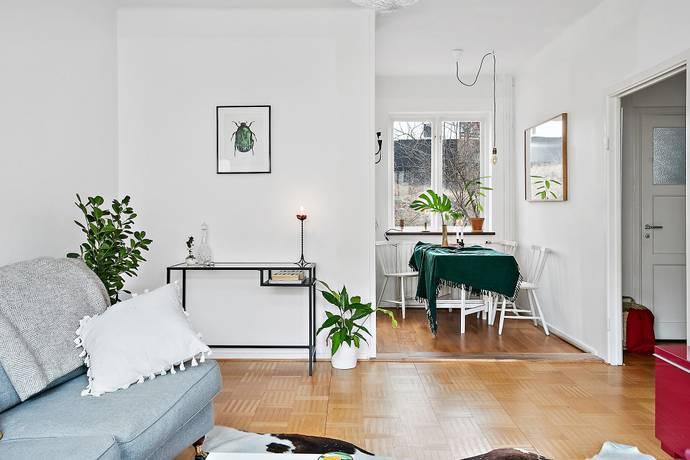 älvkarleövägen 18 i Hjorthagen, Stockholm Bostadsrättslägenhet till salu He