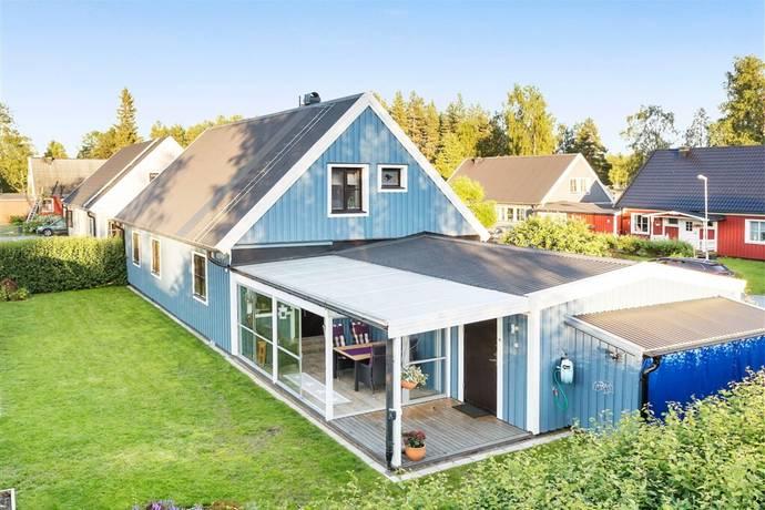 Bild: 6 rum villa på Adjunktvägen 10, Luleå kommun Porsön