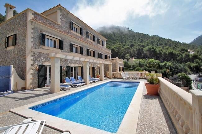 Bild: 9 rum villa på Villa, Mallorca - Port d'Andratx , ES, Spanien Port d`Andratx