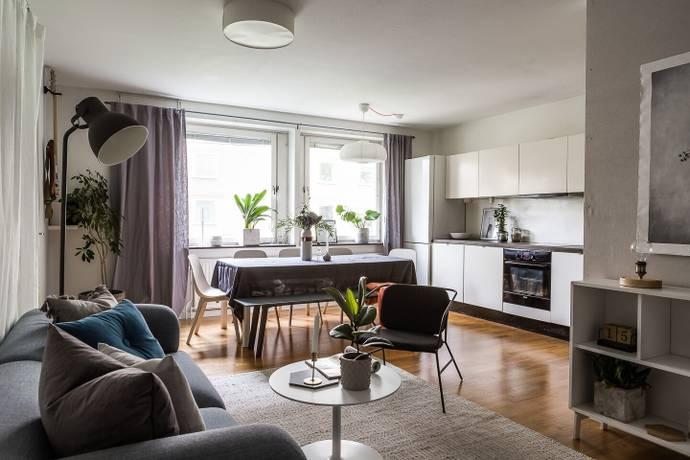 Bild: 2,5 rum bostadsrätt på Bohusgatan 39, Stockholms kommun Södermalm