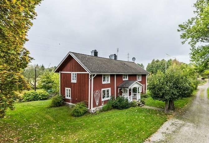 Bild: 8 rum villa på Froafälle Lönngården 1, Älmhults kommun Froafälle