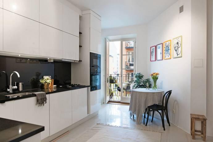Bild: 3,5 rum bostadsrätt på Fryxellsgatan 3B, 2 tr., Stockholms kommun Östermalm