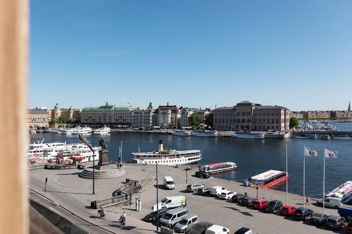 Bild: 3 rum bostadsrätt på Skeppsbron 4, GAMLA STAN, Stockholms kommun Gamla Stan
