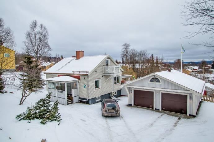 Bild: 5 rum villa på Konstvaktarevägen 8, Ludvika kommun Grängesberg - Väster