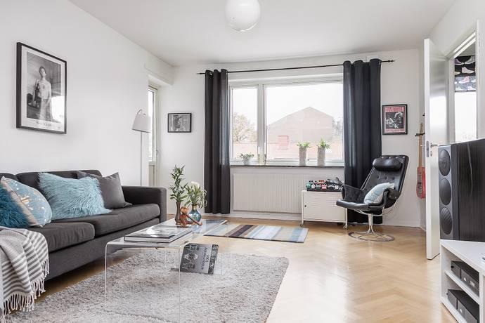Bild: 4 rum bostadsrätt på Munkebäckstorget 3, Göteborgs kommun Munkebäck