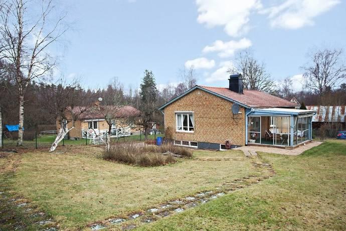 Bild: 3 rum villa på Björsbovägen 9, Herrljunga kommun Herrljunga