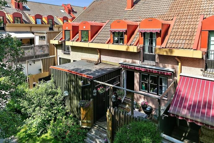 Bild: 5 rum villa på Nygatan 40, Alingsås kommun Centralt