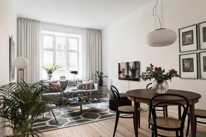 Bild: 2 rum bostadsrätt på Brännkyrkagatan 49, 1tr, Stockholms kommun Maria