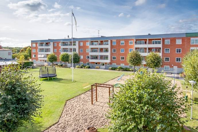 Bild: 4 rum bostadsrätt på Hemmansvägen 7, Ronneby kommun KALLINGE
