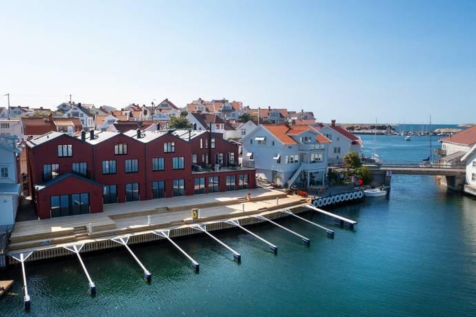 Bild från Klädesholmen - Brf Svalan på Klädesholmen