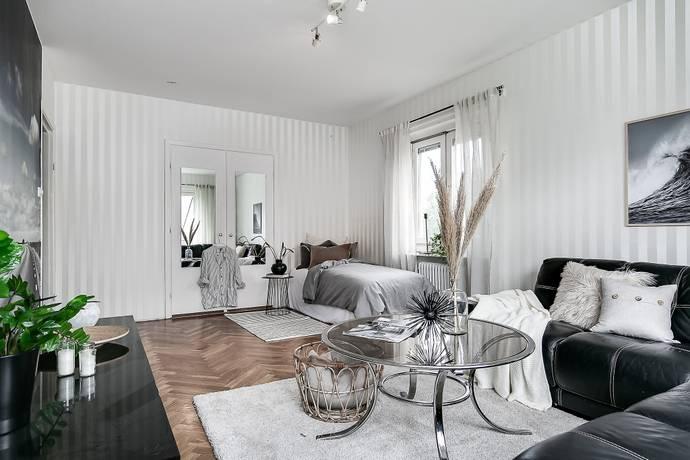 Bild: 1 rum bostadsrätt på Sidvallsgatan 23, Örebro kommun Sörby/Eklunda