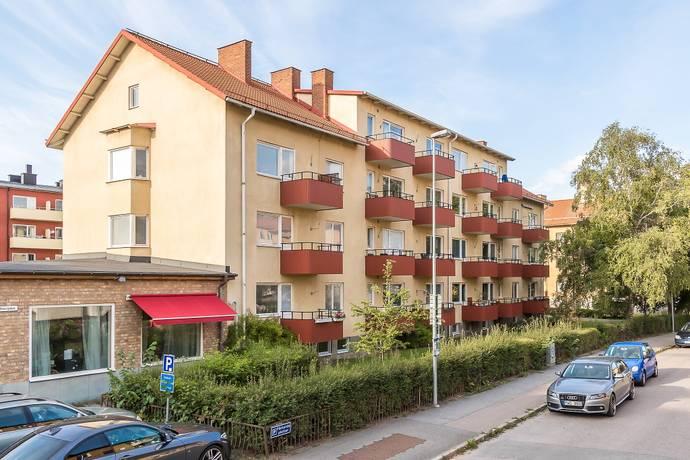 Bild: 2 rum bostadsrätt på Ymergatan 16, Uppsala kommun Fålhagen