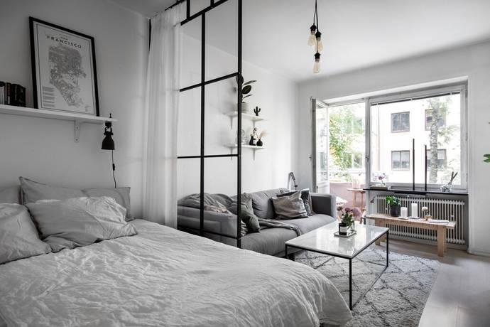 Bild: 1 rum bostadsrätt på Slipgatan 14, 2 tr, Stockholms kommun Södermalm- Hornstull
