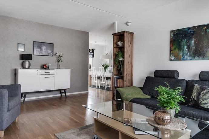 Bild: 3 rum bostadsrätt på Åbackegatan 5A, Örebro kommun Örnsro