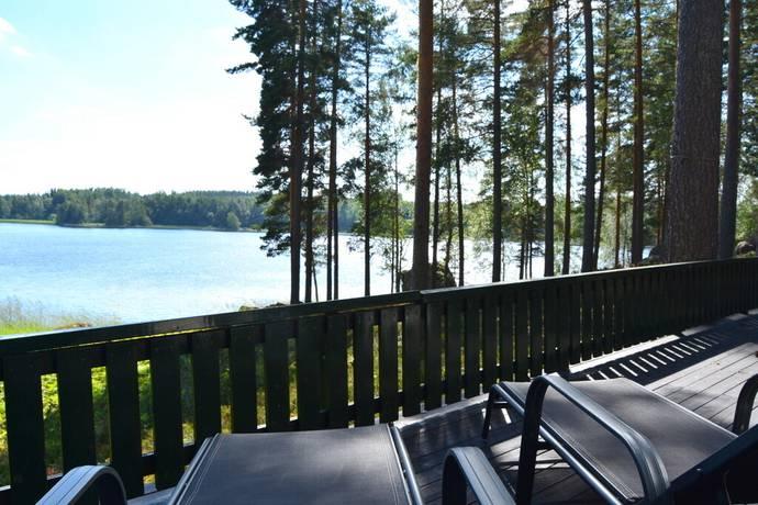 Bild: 4 rum villa på Blåmesvägen 28, Söderhamns kommun Långviken