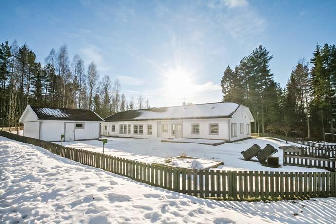 Bild: 9 rum villa på Bergvägen 10, Hedemora kommun Svedjan