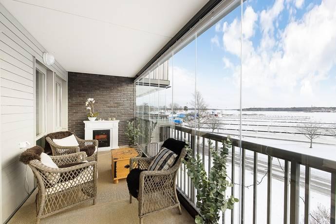 Bild: 3 rum bostadsrätt på Terrilörsgatan 1, Östhammars kommun