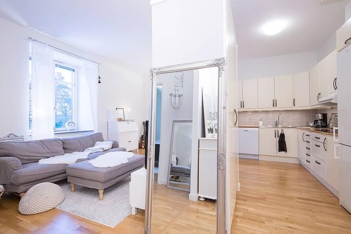 Bild: 2 rum bostadsrätt på Verandastigen 3, 5 tr, Salems kommun Söderby Park