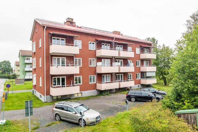 Bild: 2 rum bostadsrätt på Vindelgatan 17B, Ludvika kommun Högberget