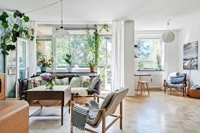 Bild: 3 rum bostadsrätt på Härjedalsgatan 11, Stockholms kommun Vällingby - Centrum