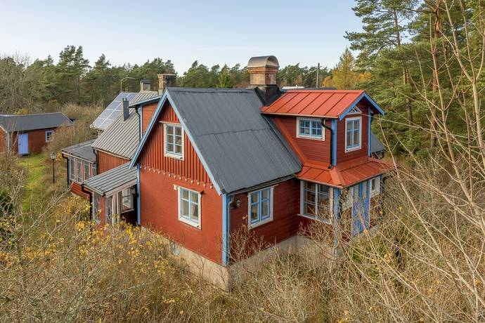 Bild: 6 rum villa på Klinte Prästgården 522, Gotlands kommun KLINTEHAMN
