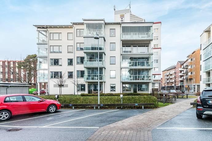 Bild: 2 rum bostadsrätt på Floravägen 3, Nynäshamns kommun Nynäshamn Centralt