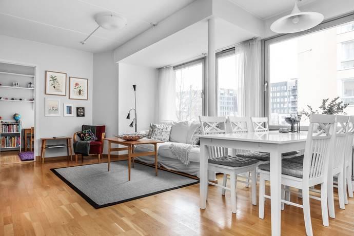 Bild: 4 rum bostadsrätt på Båtbyggargatan 62, Stockholms kommun Hammarby Sjöstad