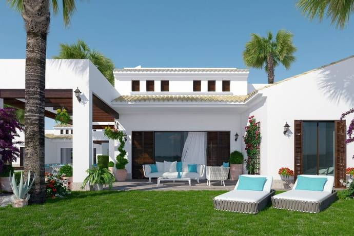 Bild: 4 rum villa på Saria - La Finca Golf, Spanien Algorfa