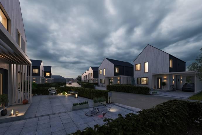 Bild: 5 rum villa på Vattmyra Äng, Järfälla kommun Jakobsberg - Vattmyra