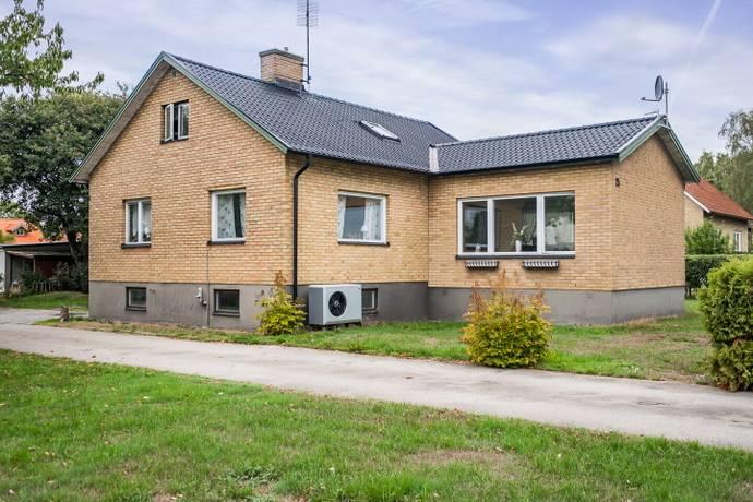 Bild: 6 rum villa på Nogersundsvägen 25, Sölvesborgs kommun Nogersund