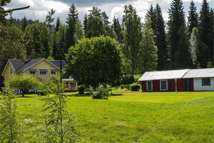 Bild: 5 rum gård/skog på Bergsäng Haag, Hagfors kommun