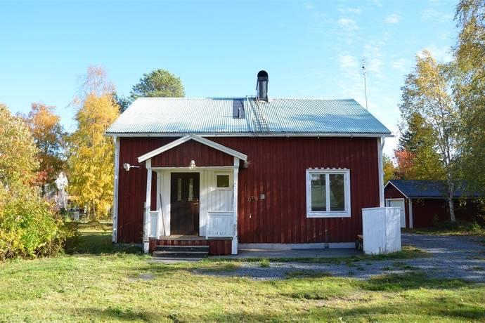 Bild: 3,5 rum villa på Villavägen 11, Haparanda kommun Nikkala
