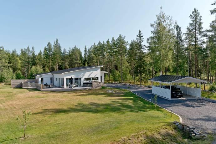 Bild: 4 rum villa på Skäret 257, Umeå kommun Täfteå