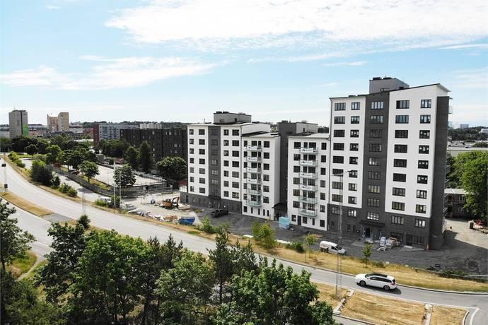 Bild: 2 rum bostadsrätt på Kvarnvägen 38C, Järfälla kommun Jakobsberg