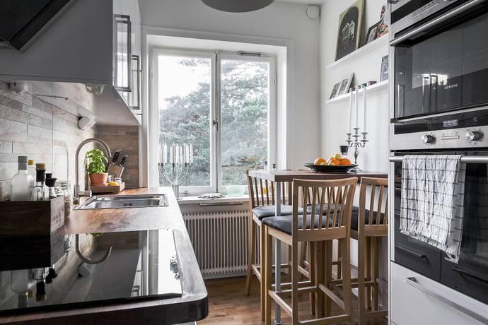 Bild: 2 rum bostadsrätt på Finn Malmgrens väg 16, 3tr, Stockholms kommun Hammarbyhöjden