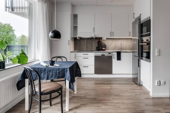 Bild: 1 rum bostadsrätt på Termikgatan 21A, Örebro kommun Ladugårdsängen