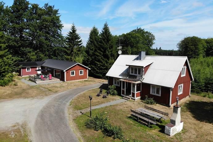 Bild: 11 rum villa på Florshult 1060, Örkelljunga kommun