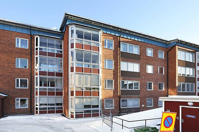 Bild: 3 rum bostadsrätt på Timmermansgatan 32, Luleå kommun Centrum