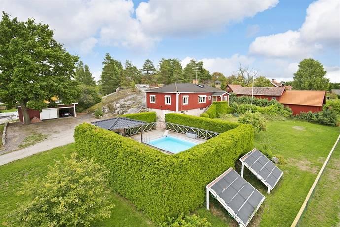 Bild: 4 rum villa på Bärstavägen 24, Eskilstuna kommun Stora Sundby