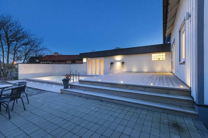 Bild: 6 rum villa på Cypressgatan  7, Helsingborgs kommun Ödåkra