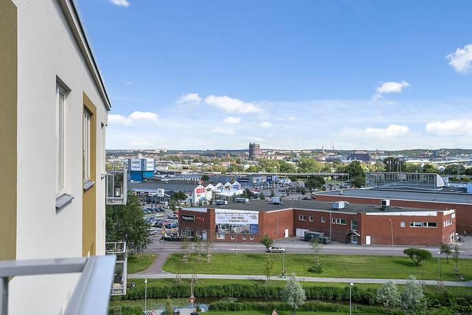 Bild: 1 rum bostadsrätt på Rundbäcksgatan 1, Göteborgs kommun Centrala Hisingen