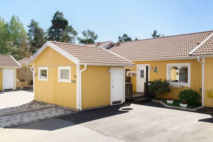 Bild: 4,5 rum radhus på Månskensvägen 52, Nacka kommun Rensättra